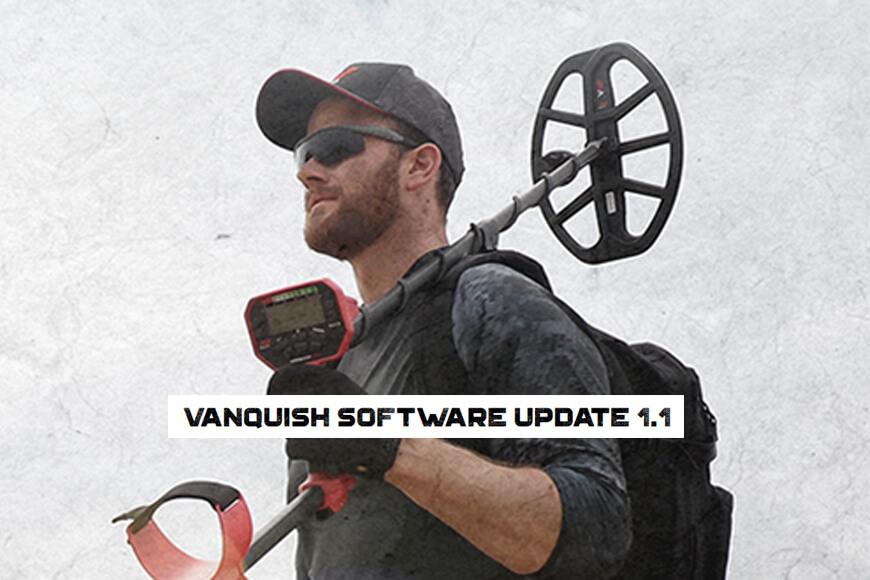 обновление прошивки vanquish 1.1