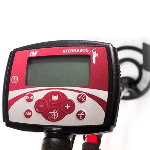 Металошукач Minelab X-Terra 305 фото