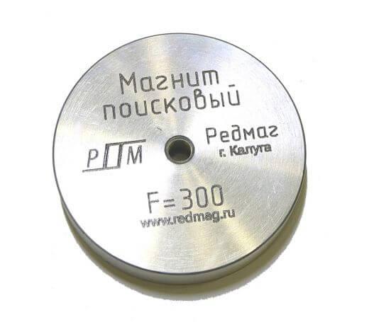 поисковый магнит редмаг F-300 кг
