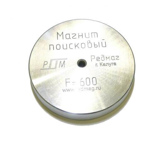 поисковый магнит редмаг F-600 кг