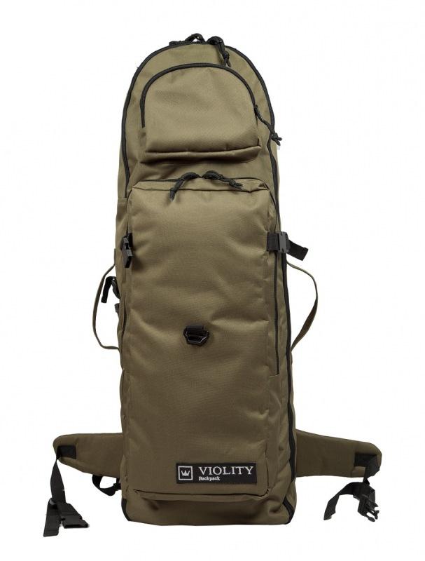 рюкзак виолити зеленый