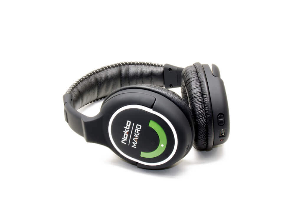 Наушники Nokta Makro Wireless Headphones Green Edition