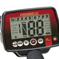металлоискатель fisher f44 блок управления