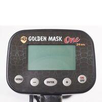 металлоискатель golden mask one 24 кгц