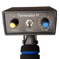 металлоискатель терминатор м с катушкой 33 см